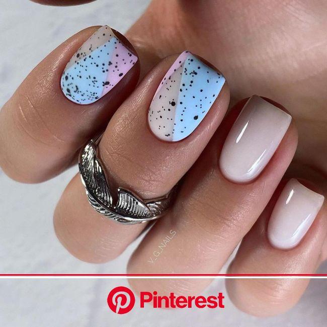 3,144 отметок «Нравится», 10 комментариев — Маникюр ???? Ногти (@nails_pages) в Instagram: «Какой дизайн … in 2021 | Short acrylic nails designs, Mi