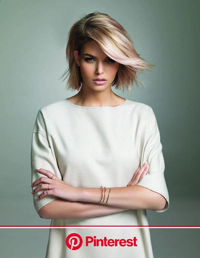 Short hair colour trends - Hair Romance | Hair styles, Short hair styles, Short hair color