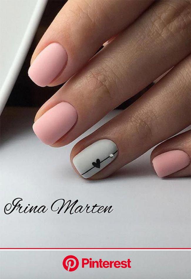 65 Awe-Inspiring Nail Art Designs for Short Nails | Short nail designs, Square nail designs, Short acrylic nails