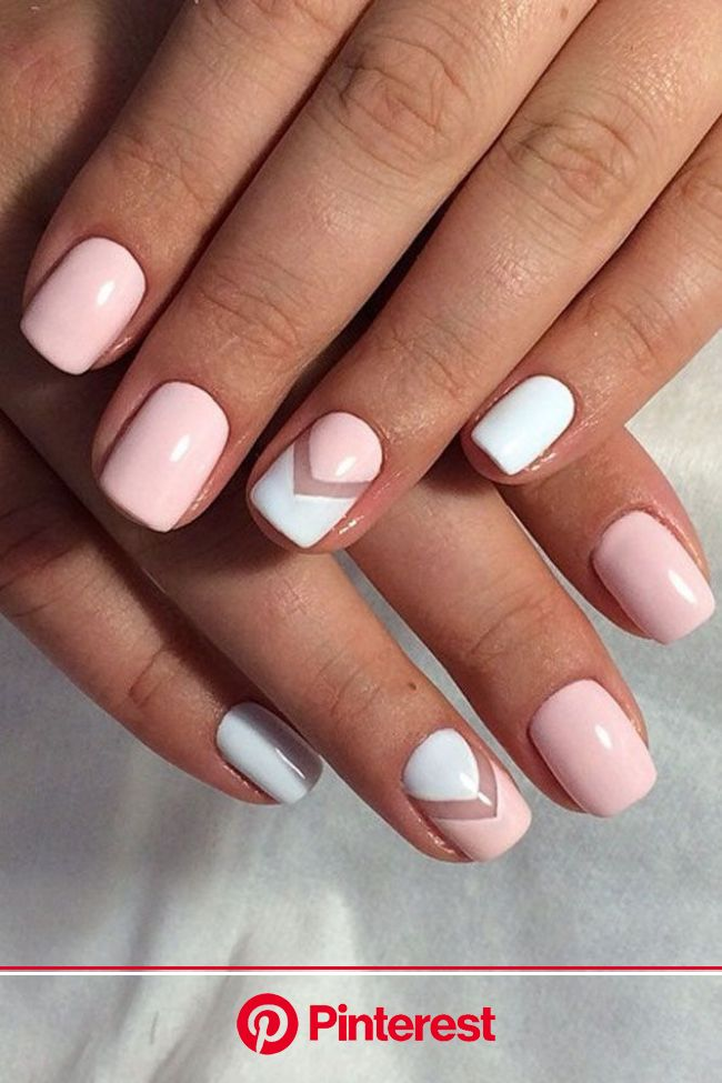 36 Summer Nail Designs You Should Try in July - DiMagio | Nails, Nail designs, Simple nails