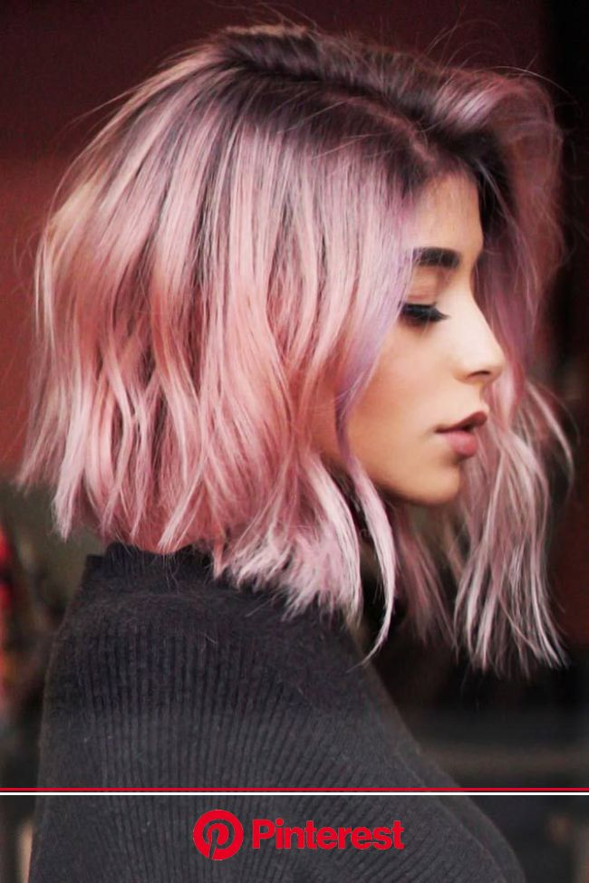 40 Adorable Ideas On How To Pull Off Pastel Pink Hair | Hair styles, Pink hair, Long hair styles