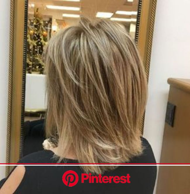 60 Fun and Flattering Medium Hairstyles for Women | Medium hair styles, Hair lengths, Medium layered haircuts