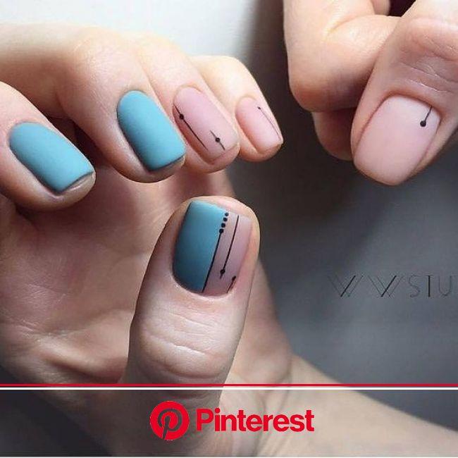 Pin on ногти