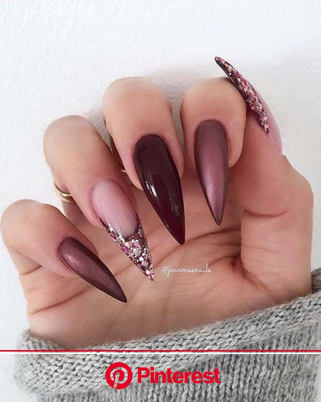 43 Best Gel Nail Designs to Copy in 2021 | Page 2 of 4 | StayGlam | Glamour nails, Nails, Gel nails
