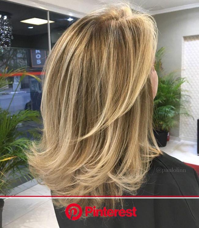 70 Perfect Medium Length Hairstyles For Thin Hair In 2020 Medium Blonde Hair Middle Hair Cute Hairstyles For Medium Hair Clara Beauty My