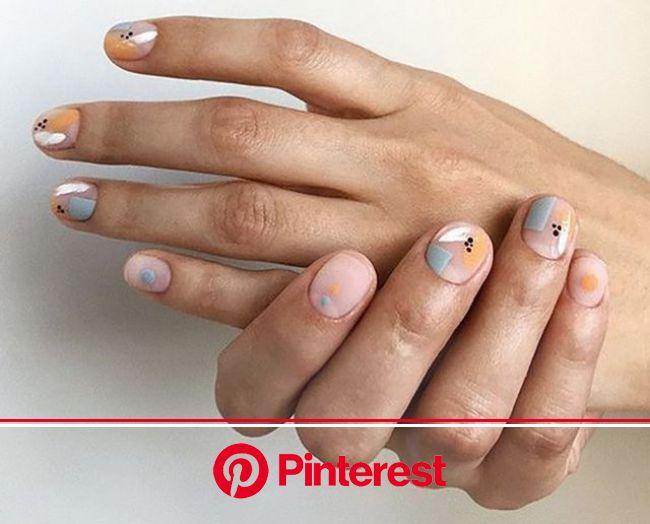 10 inspirações para você atualizar sua nail art! (Chata de Galocha!  |  Lu Ferreira) | Manicure, Makeup nails designs, Gel nails