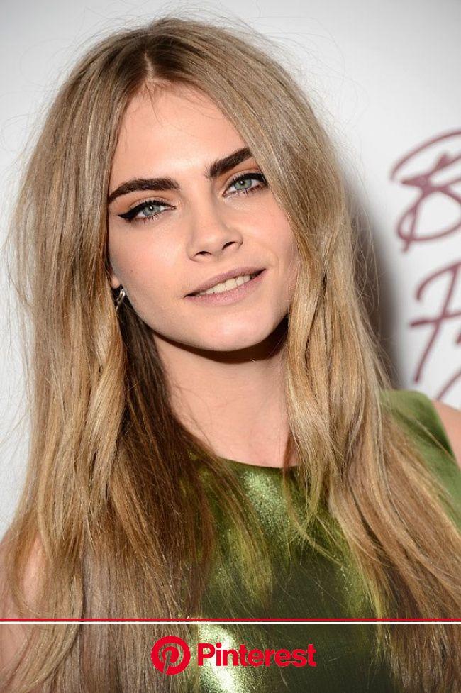 El 2012 en tendencias de belleza | Cejas perfectas, Cara delevigne, Caras