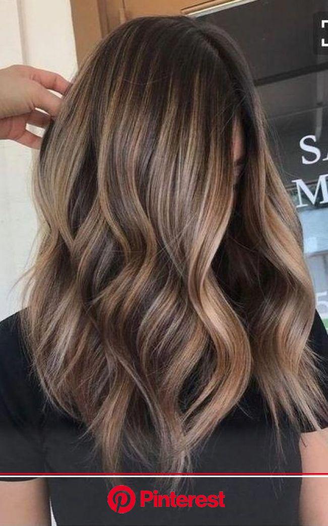 Wob: el nuevo estilo en tendencia para cabello corto que amarás en 2020 | Luces en cabello castaño, Cabello castaño con reflejos, Tintes para cabello