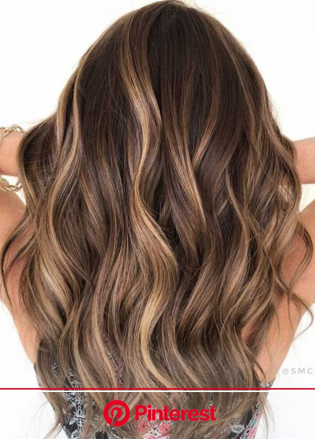 51 Gorgeous Hair Color Worth To Try This Season | Brown hair with blonde highlights, Hair color light brown, Brown hair with highlights