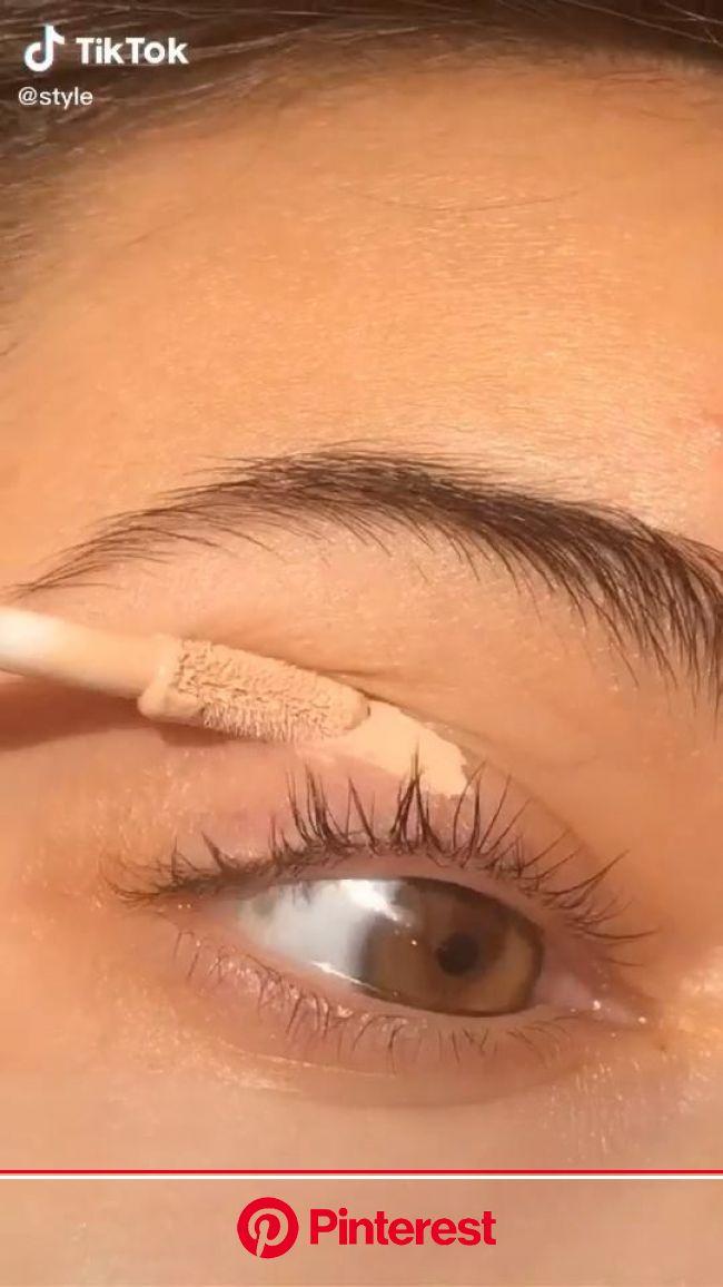 Super natural glam easy eyeshadow look [Video] | Eye makeup tutorial, Eye makeup, Makeup
