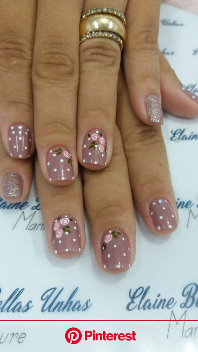 The 100 Trending Early Spring Nails Art Designs And colors are so perfect for 2019! Hope they can inspire you and rea… | Spring nail art, Pretty nails