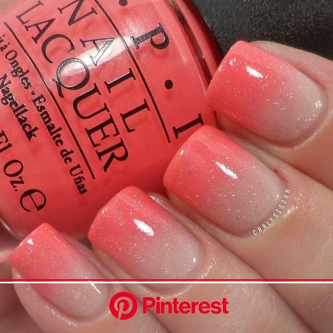 Pin by Morgana Piazenski on Nails   Unhas   Ombre nail designs, Nails, Toe nails