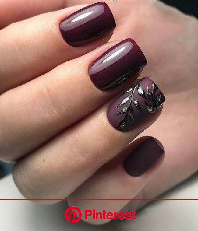 36+ Pretty Trending Fall Nails | Idei unghii, Modele manichiură, Manichiură