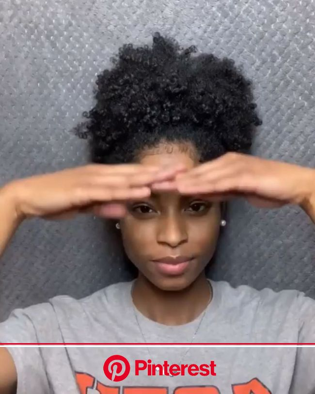 Diy Hair Tutorial Protective Style Ideas For Natural Woc Step By Step How To Do Two Pony Video Natural Hair Styles Curly Hair Styles Natura Clara Beauty My