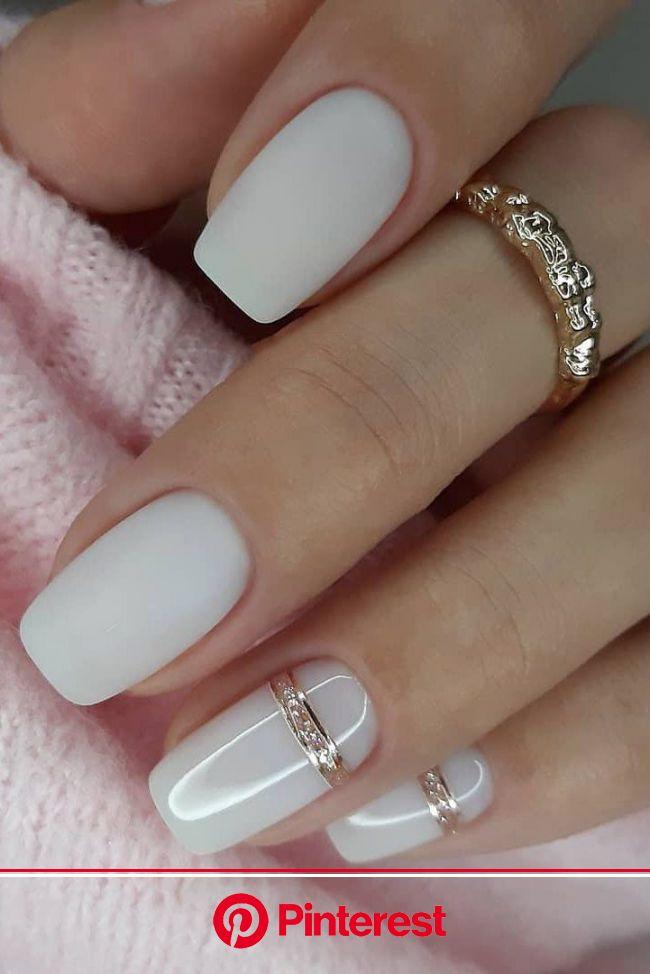 Pin on Wedding Nails