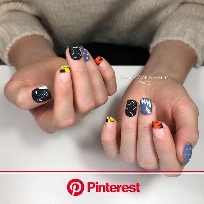 Design inspired by @craigiohopson for Alina ???????????? Череп в шляпе и кактус с ушами на ногти? Yes, please! Как же приятн… | Маникюр, Гелевые ногти