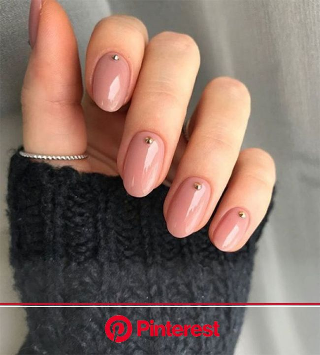 Top 10 Nail Trends to Try This Year | Manicure, Minimalist nails, Nail trends