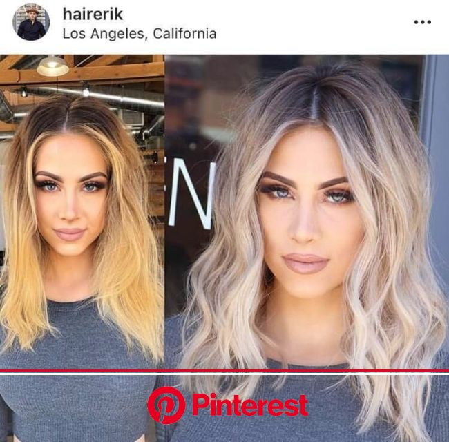 Blonde hairstyle transformations | Bunnies | Beauty | Photoshoot | All the stuff I care about | Blonde hair transformations, Blonde hair color, Hair i