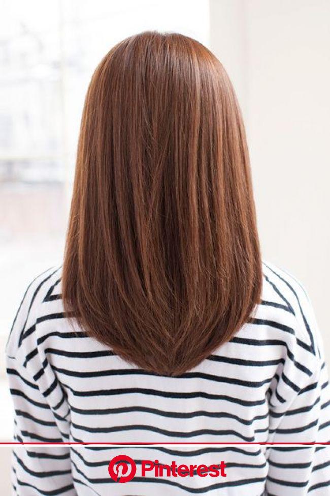 毛先のしなやかさが目を引くツヤ感のニュアンスストレート|HOULeのヘアスタイル | ヘアスタイリング, ヘアスタイル ロング, ストレート ヘアスタイル