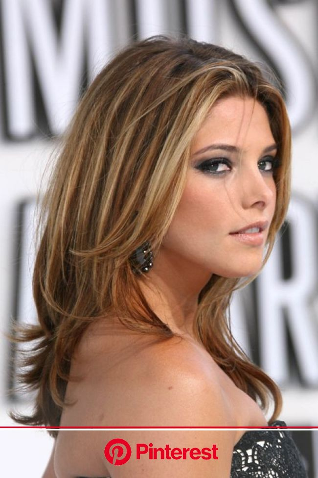 Pin by Allie Kaiser on Appearance | Brown hair with blonde highlights, Hair styles, Hair colour for green eyes