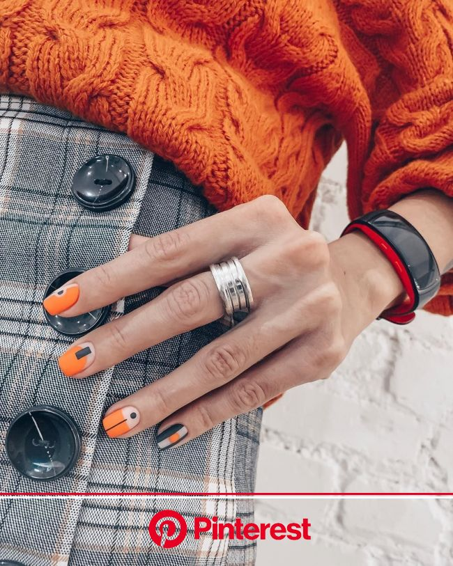 40 Best Fall Colors for Nails | Trendy nails, Trendy nail design, Color for nails