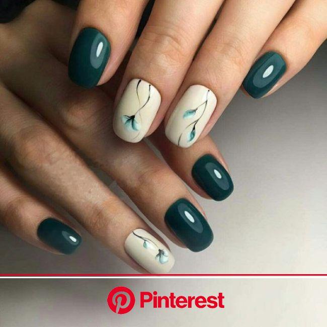 Blooming Nail Designs That Will Bring Spring On Your Nails Instantly | Nail designs spring, Spring nail art, Short nail designs