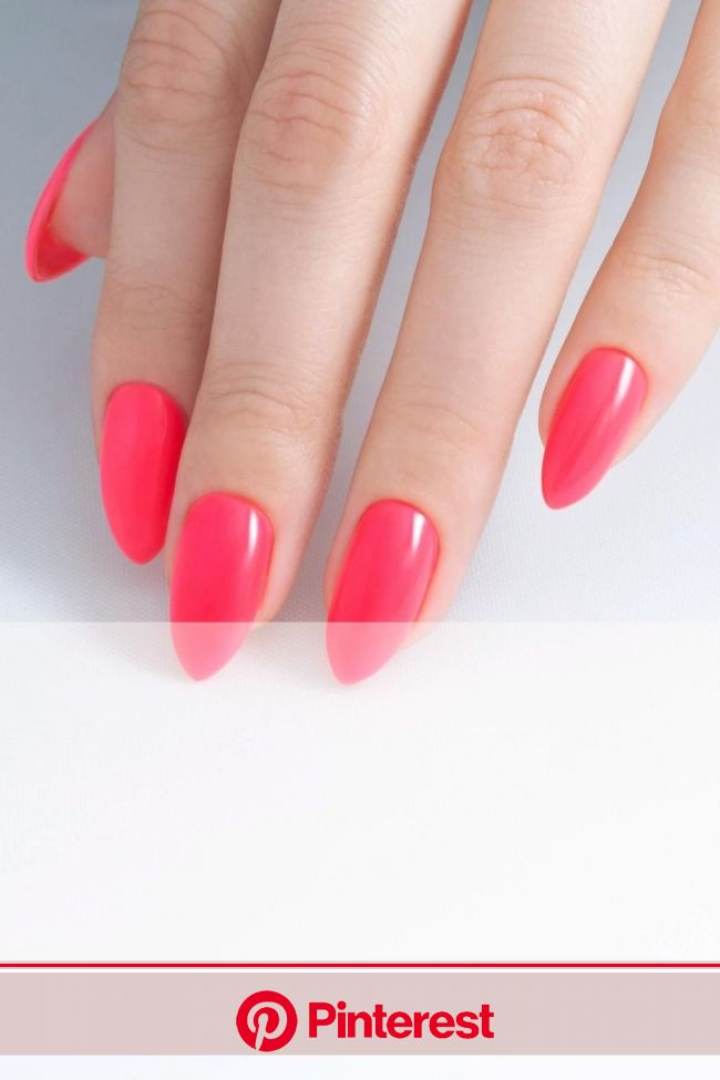 11 Popular Summer Nail Colors for 2020 [Video] [Video] | Pink nails, Bright coral nails, Coral pink nails