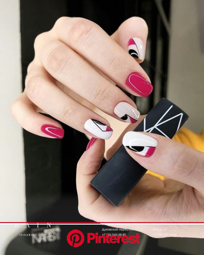 Image uploaded by MonsterPieMe. Find images and videos about nails, nail art and nail polish on We Heart It - the… | Trendy nails, Fall nail art, Tren