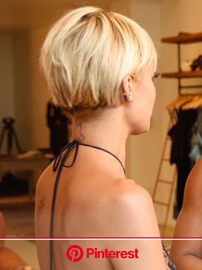 Nicole Richie Just Dyed Her Hair An Unexpected Shade Again Short Hair Styles Nicole Richie Hair Hair Color Crazy Clara Beauty My