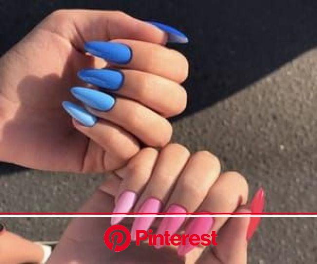 40 Cute Nail Design Ideas For Stylish Brides #nail #naildesign #brides #nails | Vibrant nails, Long nails, Dream nails