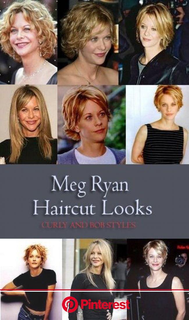 Meg Ryan Hair: 15 Best Meg Ryan Hairstyles You Can Have a Try | Meg ryan hairstyles, Meg ryan haircuts, Meg ryan short hair