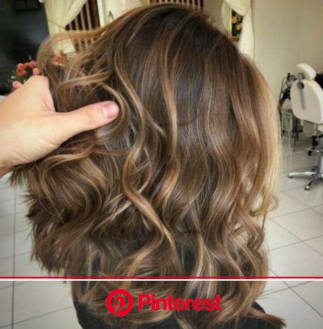 52 Ideas Hair Highlights Dark Blonde Balayage Hair Balayage Hair Short Hair Balayage Thick Hair Styles Clara Beauty My