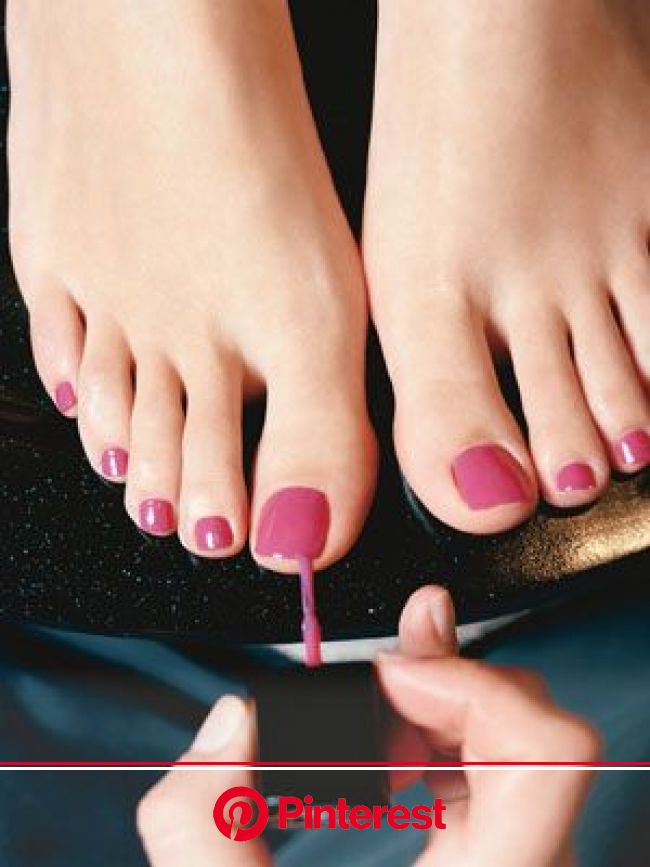 The 17 Prettiest Pedicure Colors to Pamper Your Toes With | Toe nail color, Pedicure colors, Toe nails