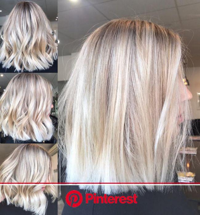 """5,663 Likes, 37 Comments - Kaitlin Jade - Hair & Harlow (@hairbykaitlinjade) on Instagram: """"Colour ???? …   Balayage long hair, Balayage hair blon"""