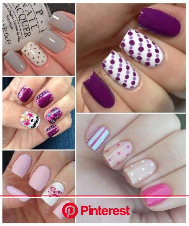 Pin en Arte de uñas
