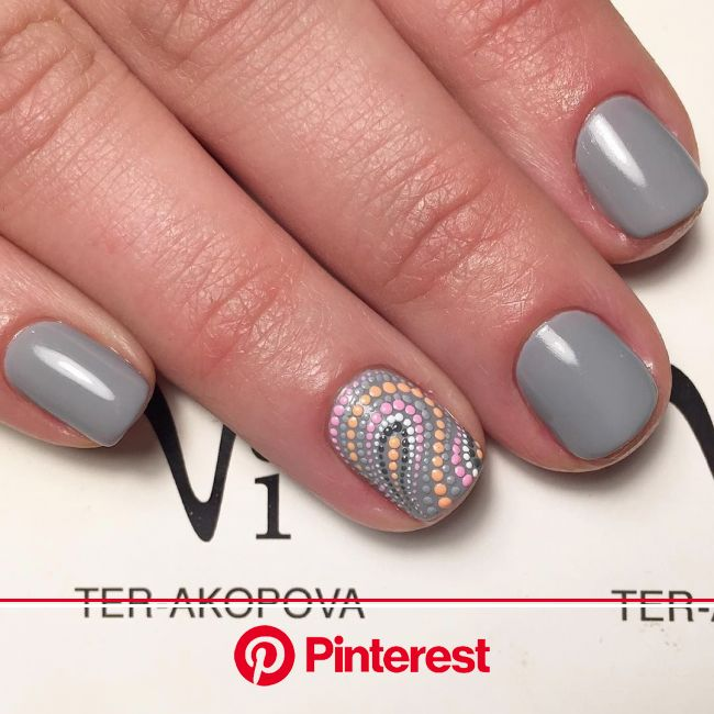 Calling all nail artist enthusiasts: grab that dotting tool because you'll want to start furiously dotting after seei… | Henna nail art, Henna na