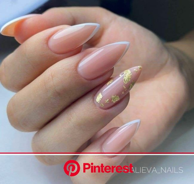 Marlenee buenrostro's nails images from the web | Pointed nails, Chic nails, Almond acrylic nails