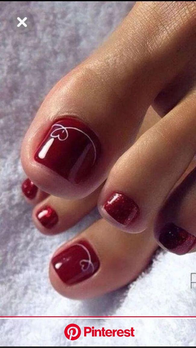 Summer Toe Nail Designs in 2021 | Summer toe nails, Pedicure designs toenails, Toe nail color