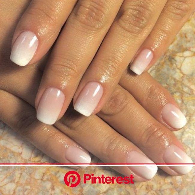 23 Beautiful Nail Art Design Ideas That You Will Love | Elegant bridal nails, Bride nails, French tip nails