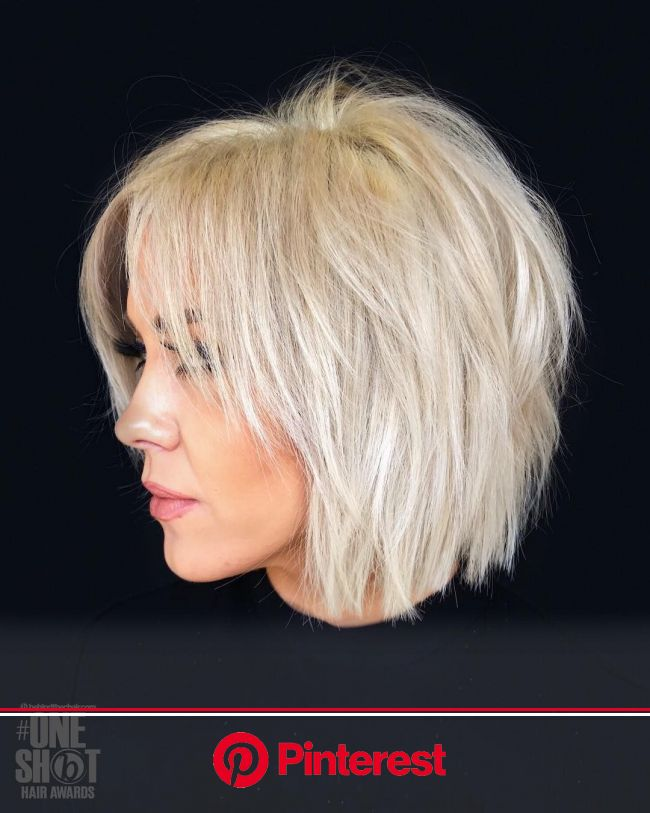 30 New and Modern Bob Haircuts to Copy This Year | Short hair with layers, Short hair haircuts, Choppy bob hairstyles