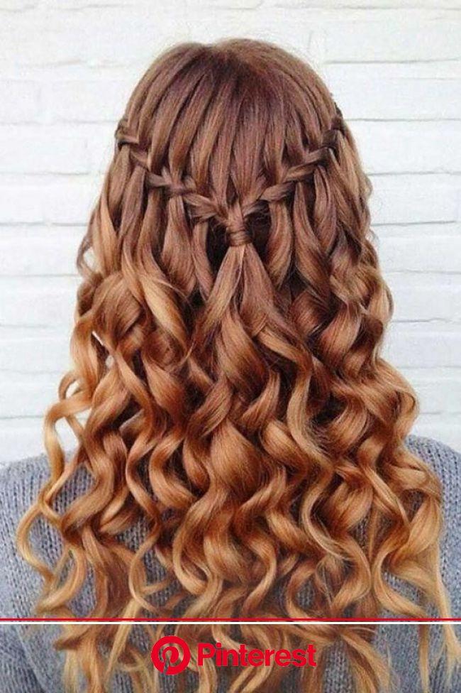 15 Half Up Half Down Hairstyles For Long Hair - Society19 | Down hairstyles for long hair, Braids for long hair, Hair styles