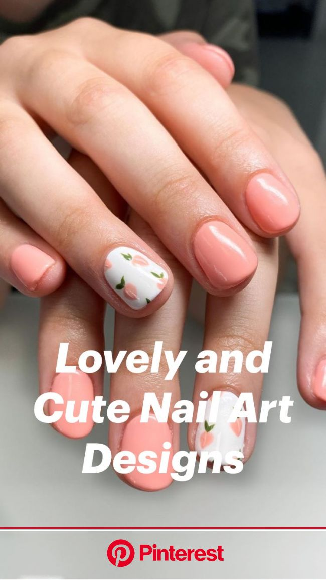 Lovely and Cute Nail Art Designs: An immersive guide by AFFNote | Fashion Trends