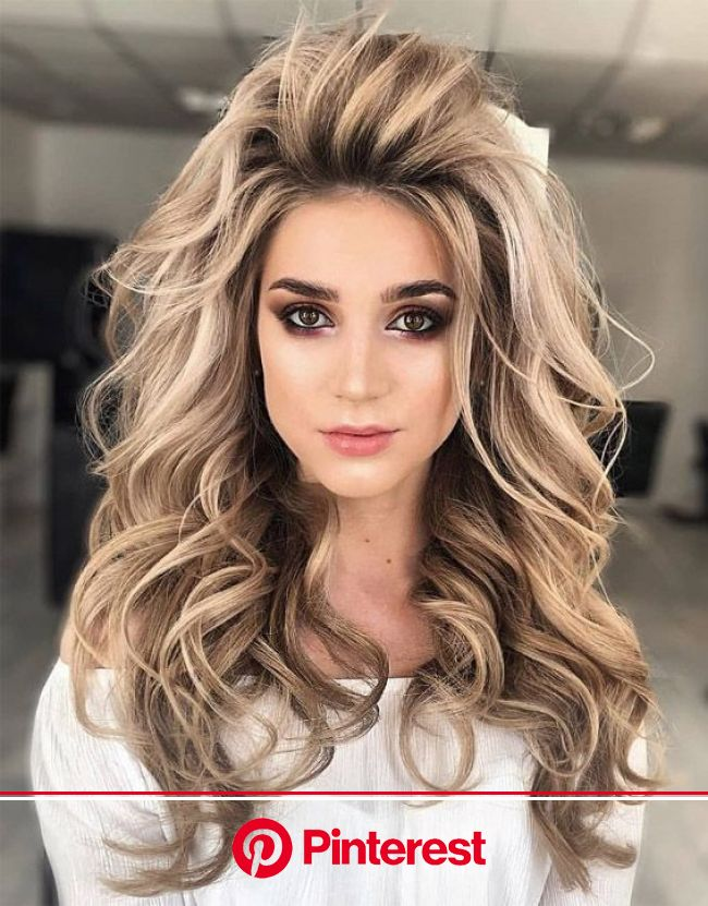Latest Hairstyle Trends & Looks for 2019 | Bun hairstyles for long hair, Long hair girl, Long hair styles