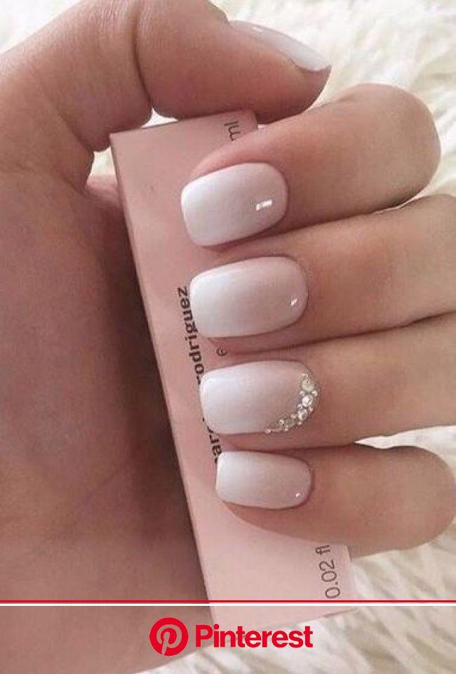 Cute Spring Nail Designs Ideas #SpringNail | Cute spring nails, Bride nails, Special nails