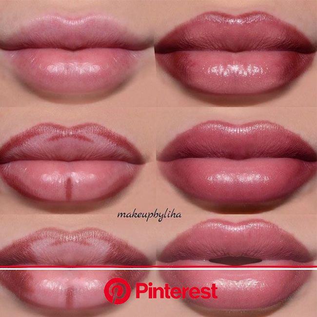 Practical Tips On How To Do Makeup Like A Pro | Glaminati.com | Full lips makeup, Skin makeup, Contour makeup