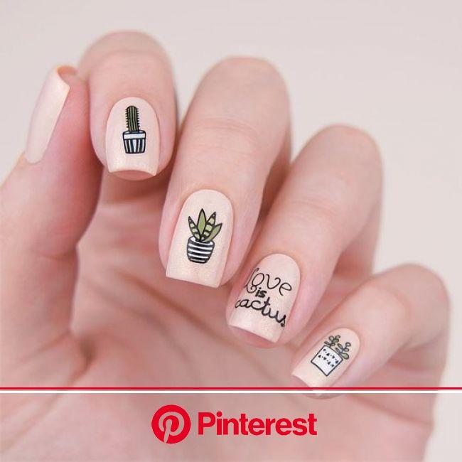 Маникюр на лето: 15 крутых идей - GrayFruit | Узоры для ногтей, Дизайнерские ногти, Заостренные ногти