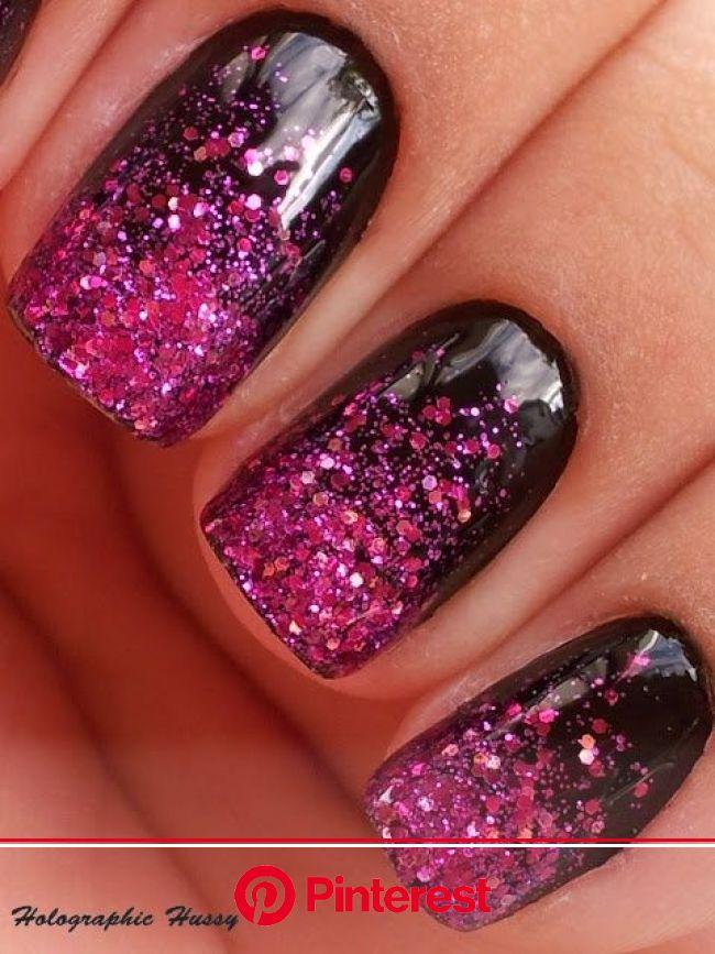 21 Charming Burgundy Nails - Pretty Designs | Fancy nails, Nail designs, Burgundy nails