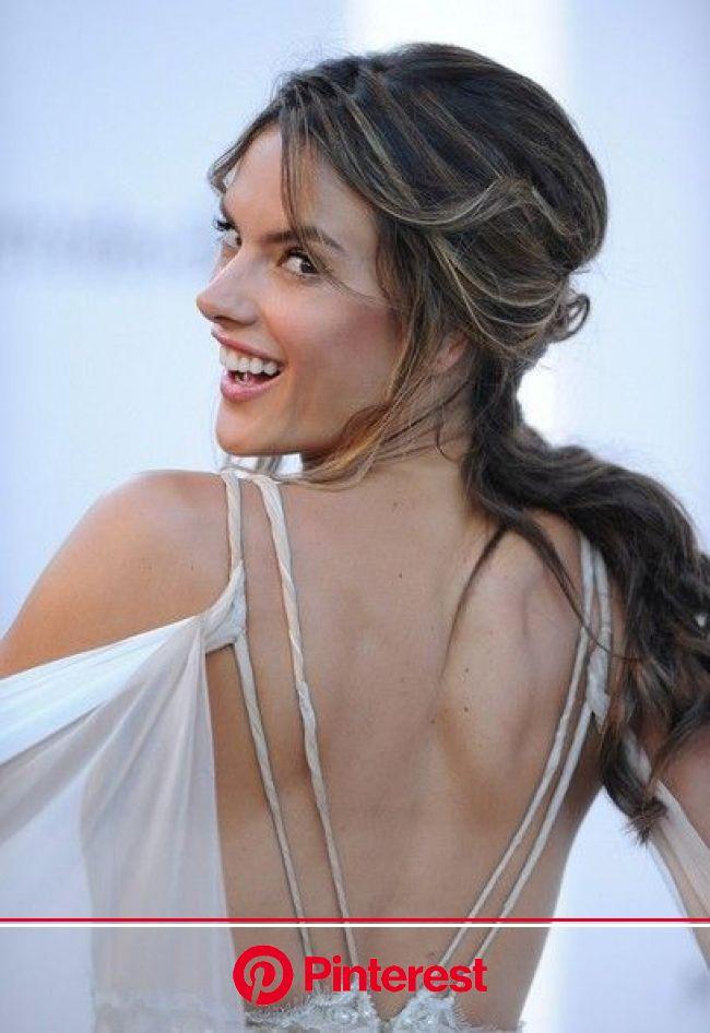 More Pics of Alessandra Ambrosio Ponytail | Alessandra ambrosio, Alessandra, Celebrity pictures