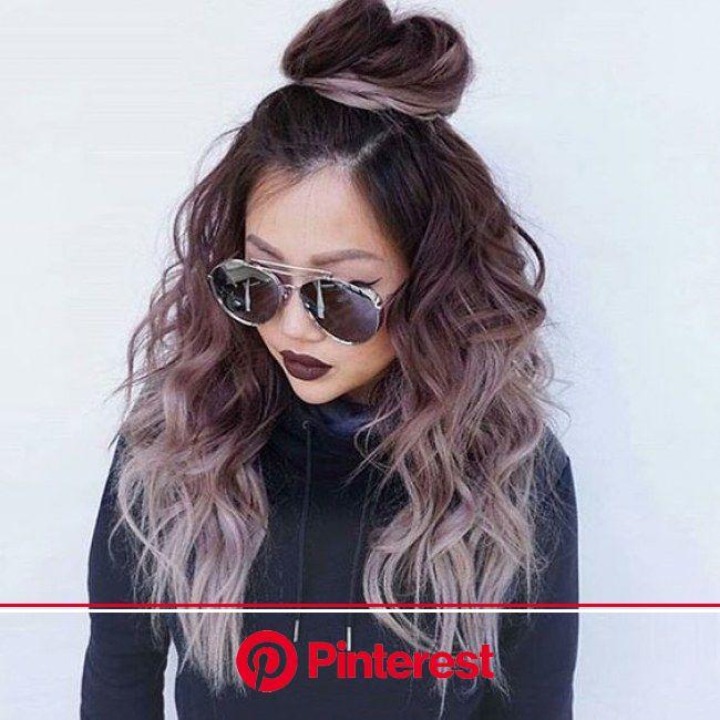 Pin su Colore capelli // Tendenze colore capelli // Capelli colorati