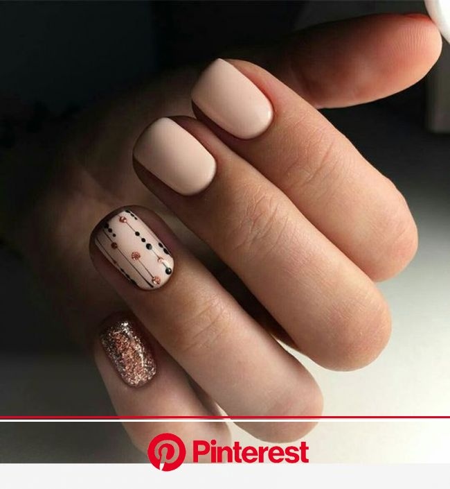 64 Most Awesome Light Color Nail art For Fall 2019 | Pale nails, Short acrylic nails, Nail colors